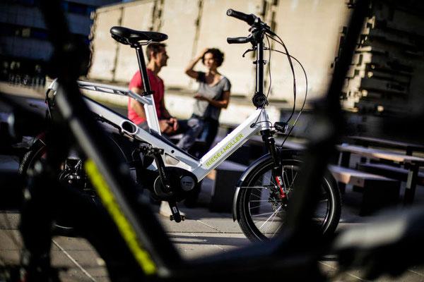 Riese und Müller Kendu e-Bikes 2017
