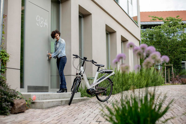 Riese und Müller Culture City e-Bike 2018