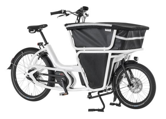 Urban Arrow Shorty Regenabdeckung - Cargo e-Bike Zubehör 2019