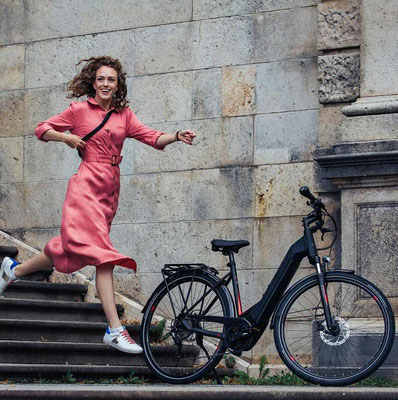 Bulls City e-Bikes und Trekking e-Bikes in Olten