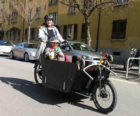 e-CargobikeExpo Sonderschau in der Umweltarena Spreitenbach für Privat und Unternehmen