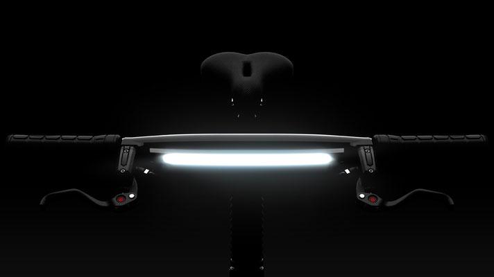 Gocycle G3 Frontlicht