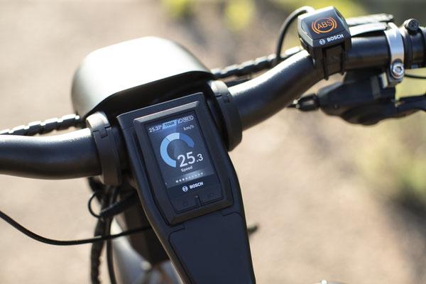 Riese & Müller Delite e-Bike ABS als Zubehör und Ausstattungsoption