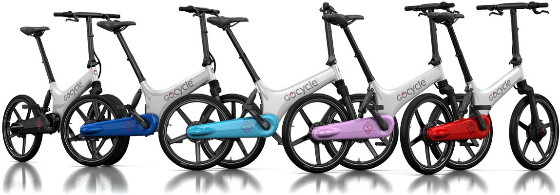 Gocycle GS Klapp e-Bike