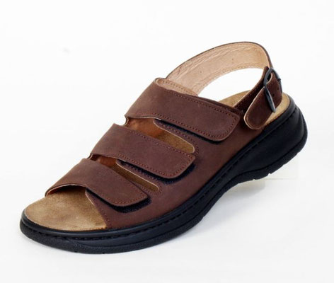 Slowlies Sandaletten, Herren. Produkt-Information  Obermaterial: Echt Leder  Innenfutter: Echt Leder  Wechselfußbett. Preis: 79,90.-€