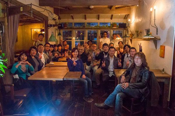 撮影地/cafe LA FAMILLE