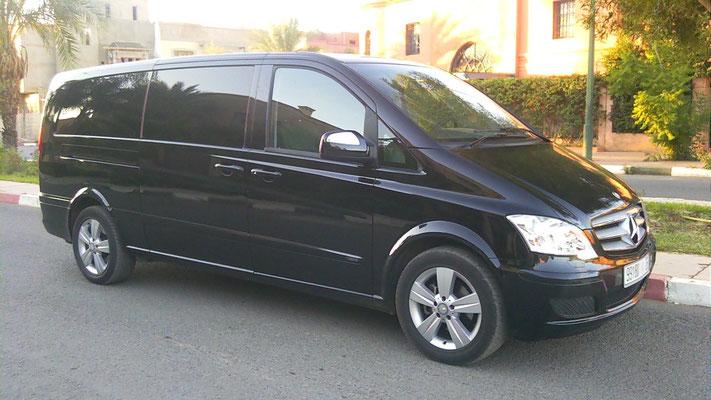 Mercedes viano 2.2