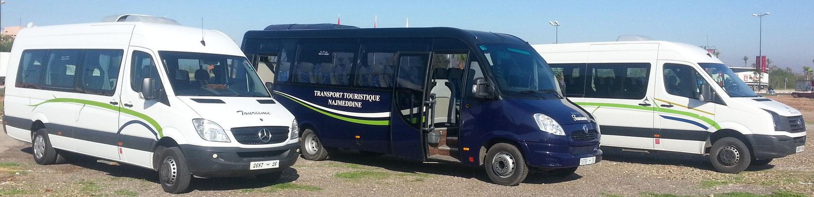 TRANSPORT TOURISTIQUE NAJMEDDINE