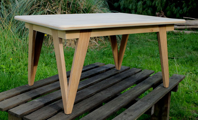 Table basse pallettes