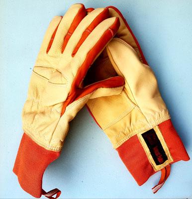 Brandschutzhandschuhe Daumen