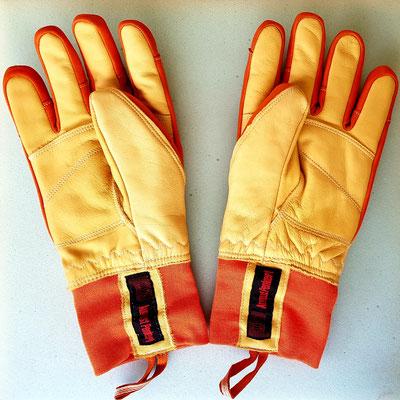 Brandschutzhandschuhe Handfläche