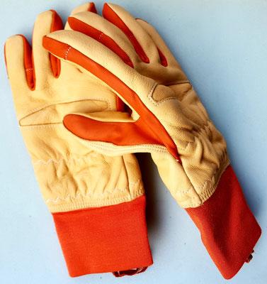 Brandschutzhandschuhe Leder