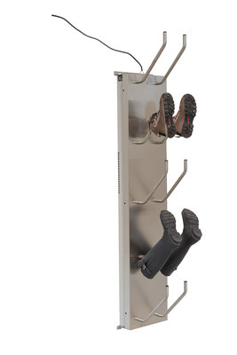 Stiefeltrockner für 5 Paar elektrisch