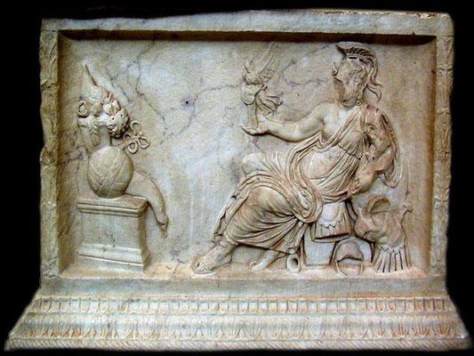 Les Romains avaient compris qu'en imposant le culte impérial, ils s'assuraient l'allégeance de chaque citoyen à Rome et ils unifiaient les divers peuples sous un culte commun : l'empereur et Rome.  Les chrétiens devaient rester fidèles à Dieu.