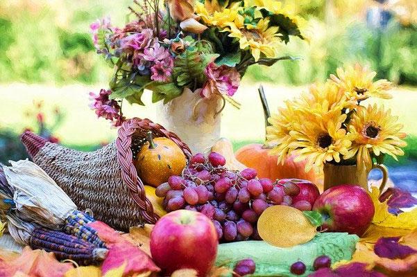 éhovah lui-même donnera ce qui est bon, et notre terre donnera sa production. Jéhovah Dieu nous bénira, Il y aura profusion de nourriture !