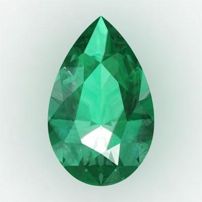 La Jérusalem céleste contient 2 pierres précieuses : l'émeraude et le saphir. L'appellation « pierre précieuse » est spécifiquement réservée aux quatre gemmes que sont le diamant, le saphir, le rubis et l'émeraude.