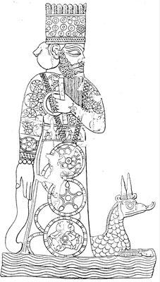 Les dieux babyloniens (Bel, Mérodac) ont été humiliés lors de la chute de Babylone. La chute de Babylone la grande, la fausse religion, prophétisée dans l'Apocalypse, entraînera l'humiliation des puissants clergés et des hauts responsables religieux.
