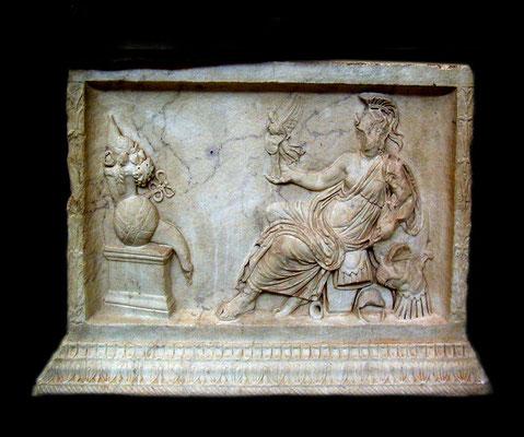 les empereurs romains ont imposé le culte impérial idolâtrique et imposaient qu'on leur offre de l'encens comme à un dieu.