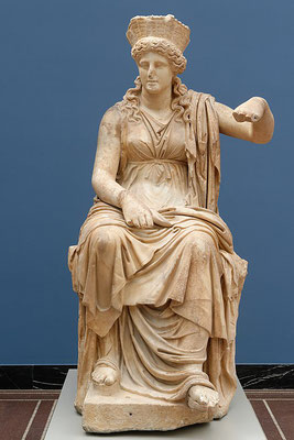 Au printemps, dans la Rome antique, sont célébrés une fête et des jeux de cirque en l'honneur de Cybèle. Cybèle est une déesse phrygienne principalement associée à la fertilité. Cette Déesse mère était honorée dans l'ensemble du monde antique.