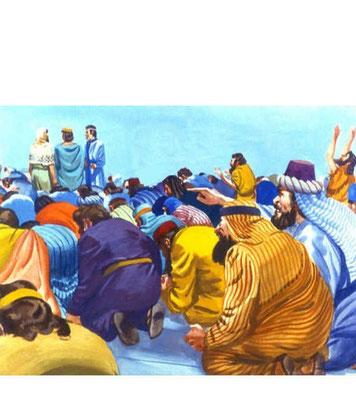 Jésus nous avertit dans le livre de l'Apocalypse que tous ceux qui refuseront la marque de la bête et son nombre ne pourront plus ni acheter ni vendre. Mais il nous dit également que tous ceux qui acceptent la marque de la bête subiront la colère de Dieu.