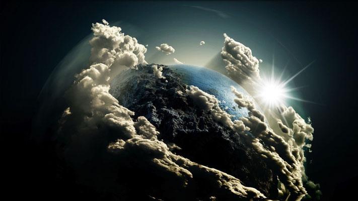 En fait, le monde entier est au pouvoir de Satan. De ce fait, celui qui est ami du monde se fait l'ennemi de Dieu. En ayant les mêmes objectifs que le monde, les mêmes aspirations, cela revient à avoir les mêmes dieux.