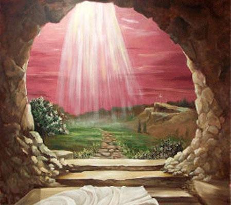 fête célèbre la résurrection du dieu Thammuz, qui est ramené des enfers par son épouse/mère, Ishtar, du nom de laquelle la fête a été nommée, Easter, Pâques en anglais.