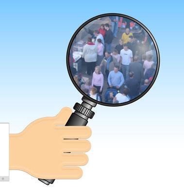 Une société du contrôle maximal et de l'intrusivité basée sur le modèle chinois en utilisant les nouvelles technologies (caméras à reconnaissance faciale, drones, pass, géolocalisation, caméras thermiques, bracelets électroniques, contrôle des achats).