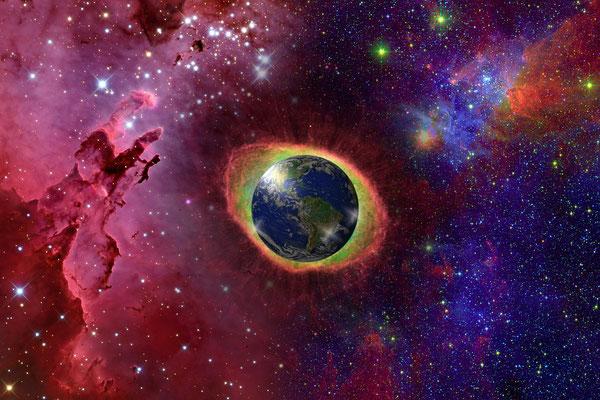 C'est toi, Jéhovah, c'est toi seul qui as fait le ciel, les cieux des cieux et toute leur armée, la terre et tout ce qu'elle porte, les mers et tout ce qu'elles contiennent. C'est toi qui donnes la vie à tout cela, et les corps célestes se prosternent dev