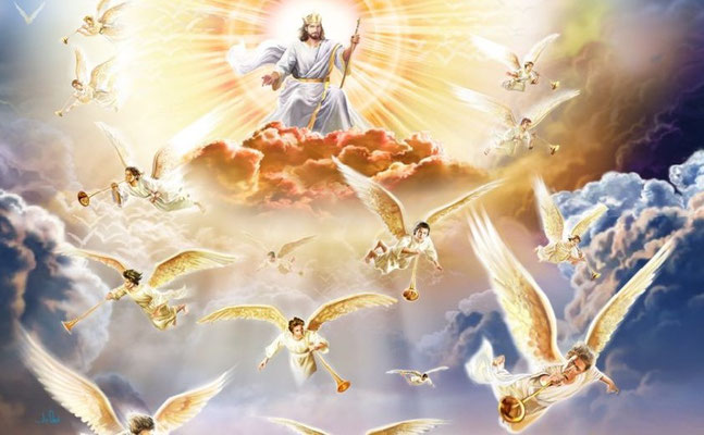 Le Retour du Christ est clairement associé à la fin du monde, à la fin de ce monde !  Jésus viendra avec puissance et gloire, avec ses anges, pour juger l'humanité et instaurer son Royaume messianique.