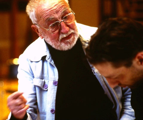 Der Dramaturg Joachim Tettenborn