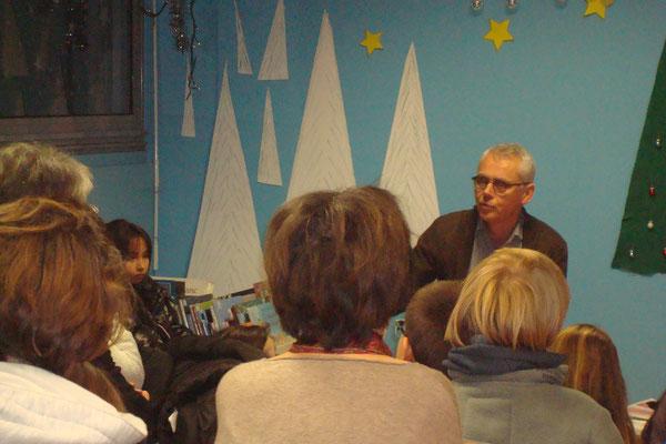 A la rencontre de Jérôme BUCY à la Médiathèque de MAREUIL vendredi 9 décembre 18h30
