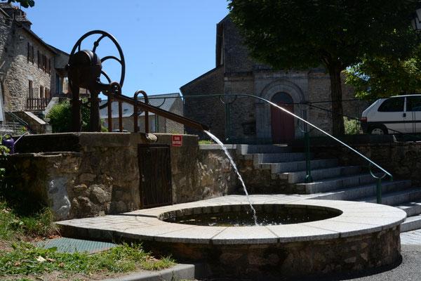 Vabre-Tizac, Le Bas Ségala