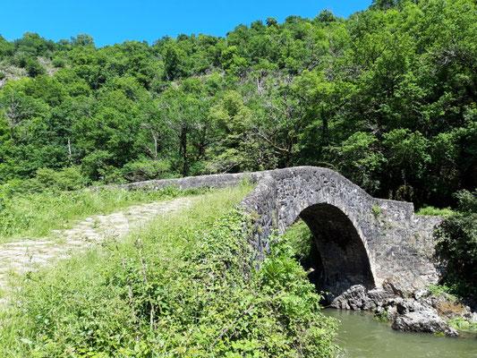 Pont du Cayla, Le Bas Ségala