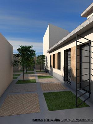 Proyecto de vivienda, Rodrigo Perez.