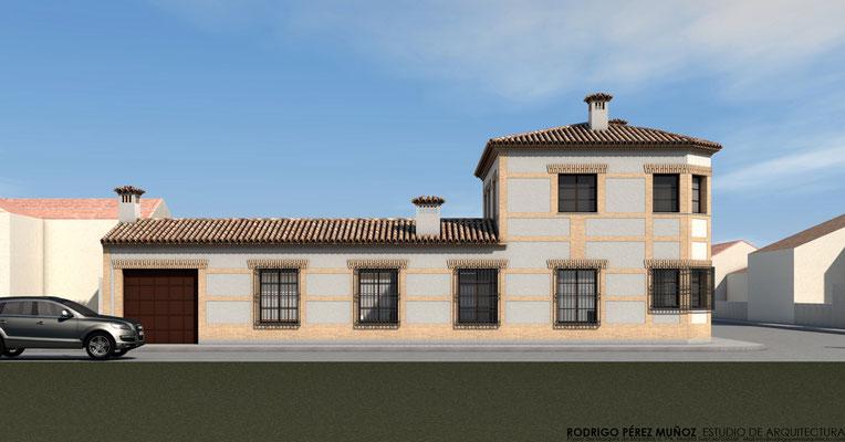 Proyecto de vivienda, Rodrigo Perez arquitecto.