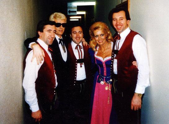 Mit Heino und Hannelore auf Tour