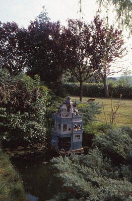 Fontaine en céramique avec Jean More de la Morinerie