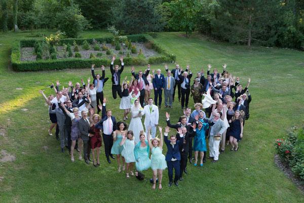 Photo des invités