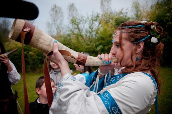 Vin d'honneur Médiéval