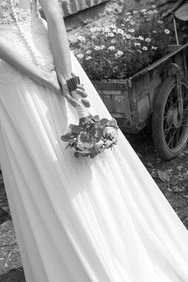Bouquet de la mariée