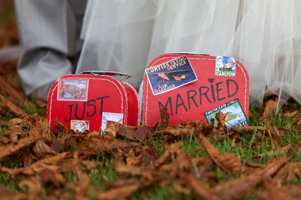 Couple de mariés