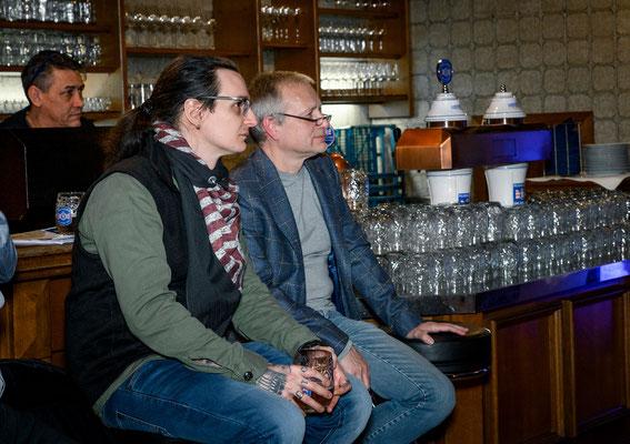 Michael Ferlin-Fiedler und Robert Rothschädl