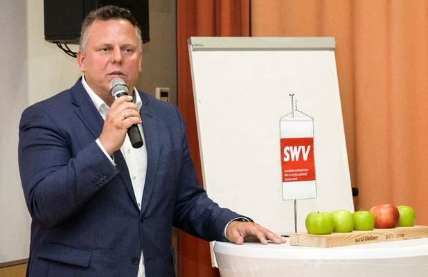 SPÖ-Spitzenkandidat Michael Ehmann
