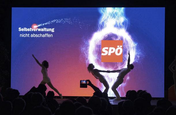 SPÖ Regionaltreffen Südweststeiermark am 21.03.2019 in der Koralmhalle in Deutschlandsberg