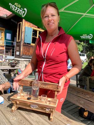Naturfreunde-Graz-Chefin Susanne Bauer