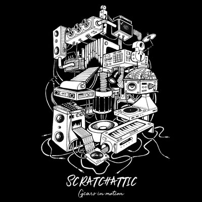 Scratchattic - Gears in motion (2018) - Mastering