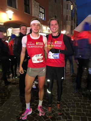 Silvesterlauf in Innsbruck