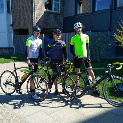 Radfahren: Trainingslager 2019 in Cuxhaven
