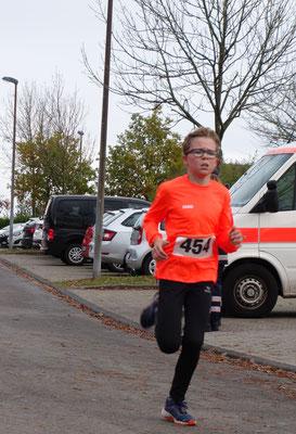 Sieger 1,5km