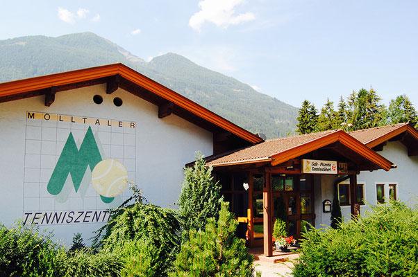 Mölltaler Tenniszentrum Außenansicht, Obervellach